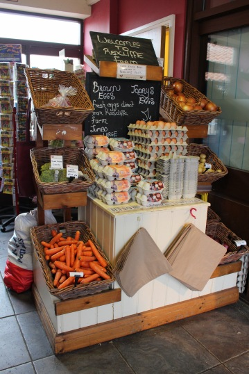 Redcliffe Farm Shop produce