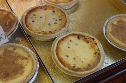 Yorkshire curd tarts