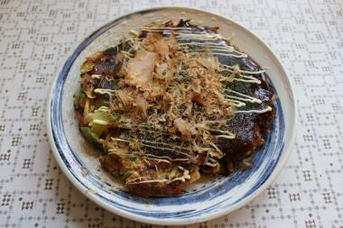 Okonomiyaki - Okan special